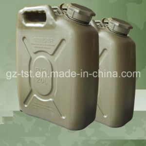 High Quality Explosion-Proof Military Plastic 20 Litres Jerry Can