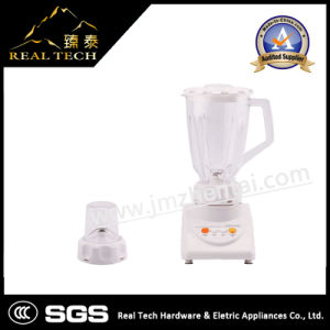 4 Speeds Electric Blender with Grinder and Chopper