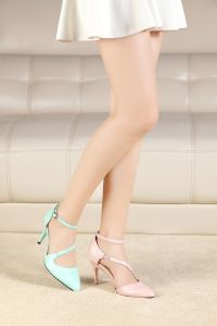 Fashion Foldable High Heel Women Sandals pictures & photos