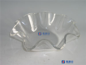 Acrylic Serving Fruit Tray for Bar & Hotel & Restaurant & Cafe pictures & photos
