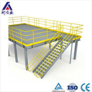 China Factory High Load Capacity Industrial Mezzanine Floor pictures & photos
