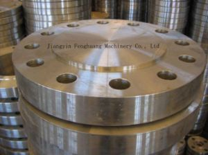 High Pressure Vessel 16mn III Level Forging Flange pictures & photos