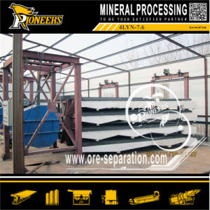 Multi Layer Mining Machinery Gold Ore Multideck Shaking Table pictures & photos