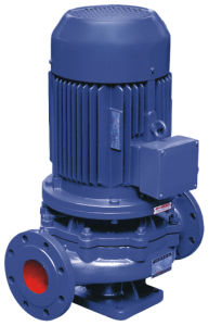 Isg Series Pipeline Centrifugal Water Pump