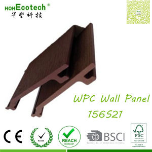 Easy Install Decking Anti-UV High Workable Plank WPC Composite Wall Claddings pictures & photos