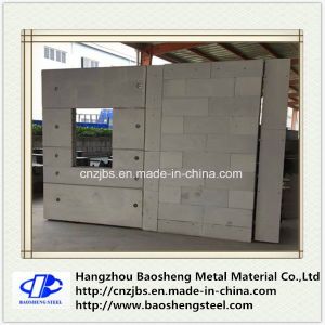 Lightweight Autoclaved Aerated Concrete AAC Panel AAC Block pictures & photos