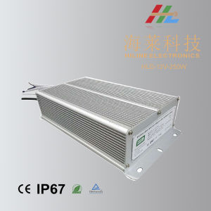 250W 12V 24V IP67 LED Driver pictures & photos