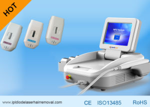 Portable Face Lifting and Body Shaping machine Ce/ISO13485 Approval 10 Gear Lines Hifu Body pictures & photos