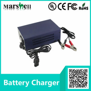 Electric Cart Rechargeable Lead Acid Battery Charger pictures & photos
