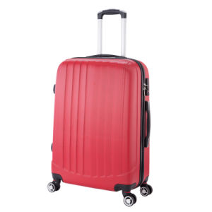 ABS Fashion Hard Shell Travel Trolley Luggage Bags pictures & photos