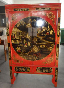 Chinese Antique Furniture Big Wooden Cabinet pictures & photos