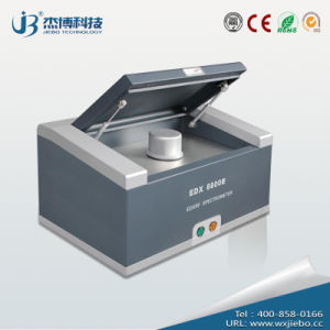 Vacuum Energy Dispersion X-ray Fluorescence Spectrometer pictures & photos