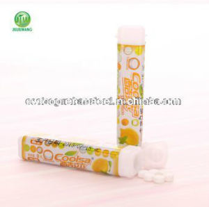 9g Fruit Flavor Orange Flavor Tablet Candy pictures & photos