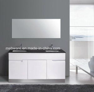 Floor Mounted MDF Bathroom Laundry Cabinets pictures & photos