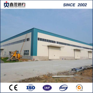 Big Prefab Building with Steel Structural Fabrication pictures & photos