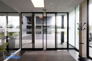 Automatic Sliding Door/Sliding Glass Door pictures & photos