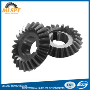 Industrial Steel Material Straight Bevel Gear pictures & photos