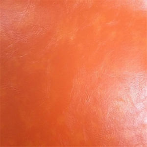 Waxy Feeling Soft Synthetic PVC Leather for Home Furniture Upholstery pictures & photos