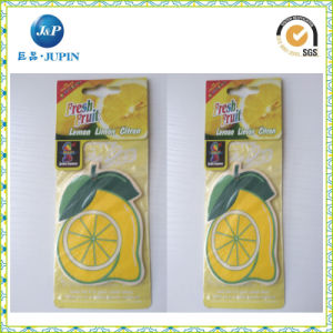 Car Perfume, Car Paper Air Freshener with Lemon (JP-AR035) pictures & photos