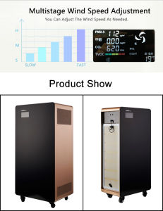 Oxygen Air Purification Series - Floor Type Air Freshener L pictures & photos