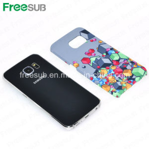 Freesub 3D Sublimation Blank Mobile Phone Case for Samsung (S6Edge) pictures & photos