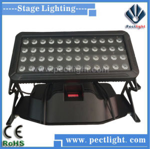 LED City Light Wall Washer 48X10W RGBW 4 in 1 pictures & photos