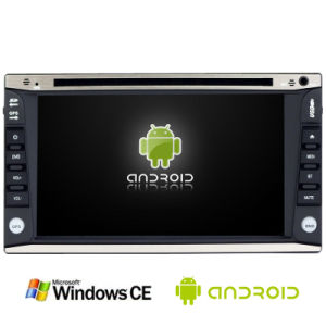 6.2inch Double DIN 2DIN Car DVD Player with Android System Ts-2016-1 pictures & photos