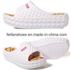 Women EVA Flip Flop Massage Beach Sandals Indoor Slippers pictures & photos