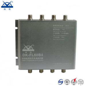 Cable TV 60ka CATV Signal Surge Protection Device SPD pictures & photos