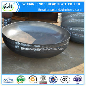 Hot Sale Stainless Steel Dish Head Pressure Vessel Ends Cap pictures & photos