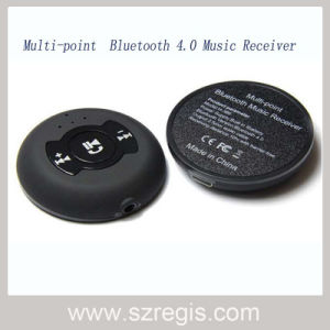 Multi-Point Wireless Bluetooth 4.0 Audio Music Receiver with External Power pictures & photos