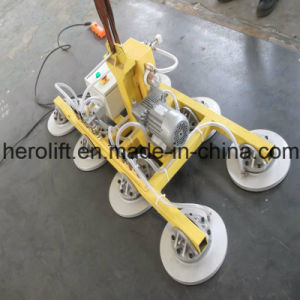 High Lead Glass Handling/Vacuum Glass Lifter/Capacity 350kg