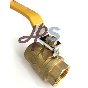 Meet NSF Requirement Lead Free Brass NPT Thread Ball Valve pictures & photos
