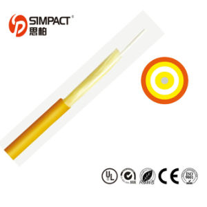 Gjfjv Single Fiber Indoor Soft Optical Cable pictures & photos