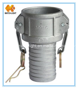 Coupler Type C Camlock Quick Coupling with Grooved Hose-Shank pictures & photos