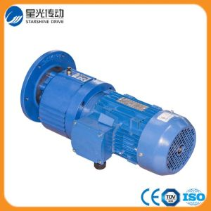 Helical Gearbox Applied in Glazing Line Ncj Series Helical Gear Reducer pictures & photos