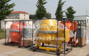 Cm750 (CM50-CM800) Portable Electric Gasoline Diesel Cement Mixer pictures & photos