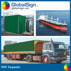 Truck Cover Coated Fabric PVC Tarpaulins pictures & photos