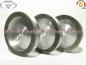 Aluminum Base CBN Grinding Wheel pictures & photos