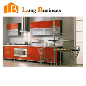 China steel kitchen cabinet design for south africa lb for Steel kitchen cabinets south africa