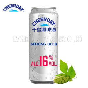 16%Alc 500ml High Alcohol Canned Strong Beer pictures & photos