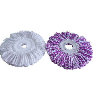 360 Spin Microfiber Mop Head