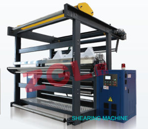 Shearing Machine for Fleece, Velvet and Flannel pictures & photos