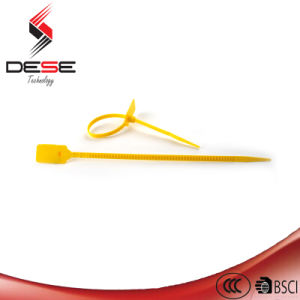 Ds-3331 Goods Transport Serrated Strap Plastic Security Seal pictures & photos