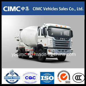 JAC Concrete Mixer Truck 6*4 Mixer Truck pictures & photos