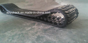 Rubber Track for Cat 287b Loader pictures & photos
