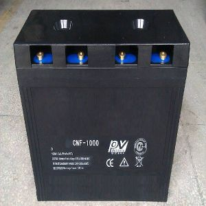 2 V 1000ah Gel Battery for Solar System pictures & photos