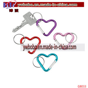 Metal Crafts Key Holder Promotional Keychain Christmas Ornament (G8036) pictures & photos