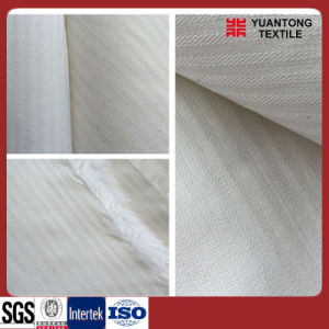 Tc 100d*45s White Pocket Lining Fishbone Fabric pictures & photos