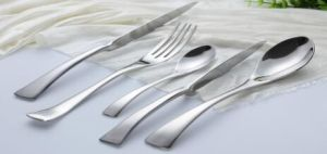 High Quality Stainless Steel Forged Flatware/Silver Cutlery Set pictures & photos